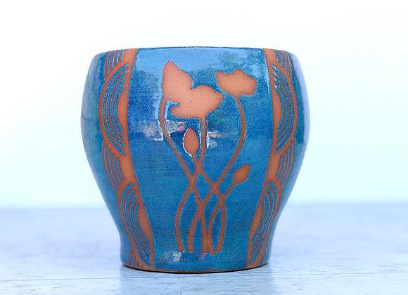 Deco Poppy Vase