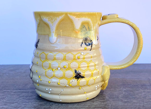 Bee mug #22