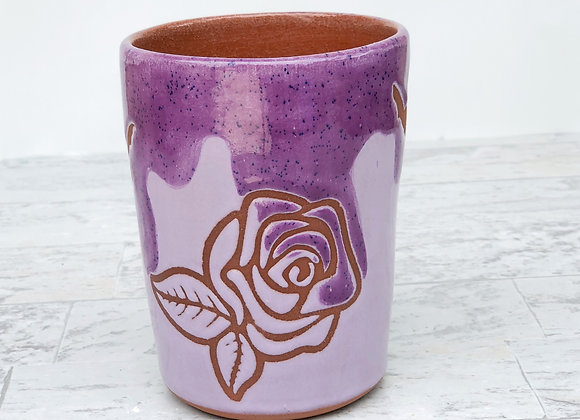 Bats and Rose cup