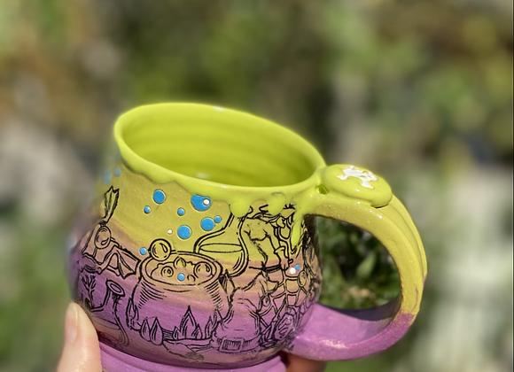 Witches brew mug #2