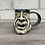 Thumbnail: Squish face mug with dragonflies