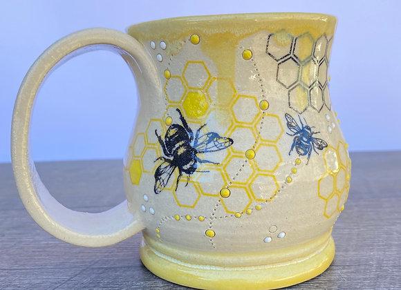 Bee mug #3