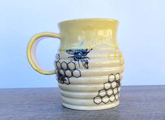 Bee mug #29