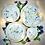 Thumbnail: PREORDER Bluebonnet Round Plate set of 3