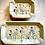 Thumbnail: PREORDER Bluebonnet Rectangle Plaque set of 3