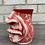 Thumbnail: Love sucks red face mug