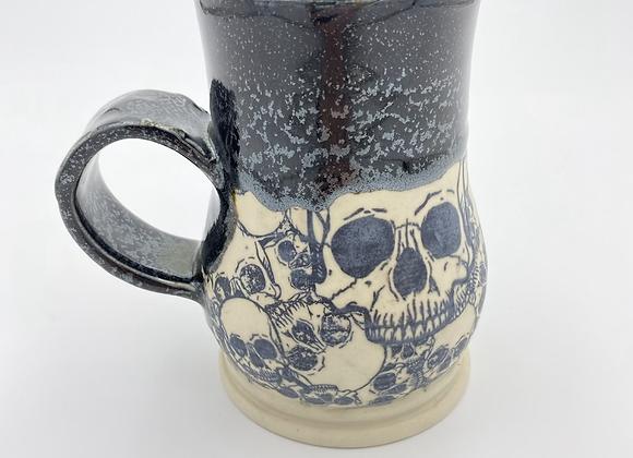 Skull mug 15oz