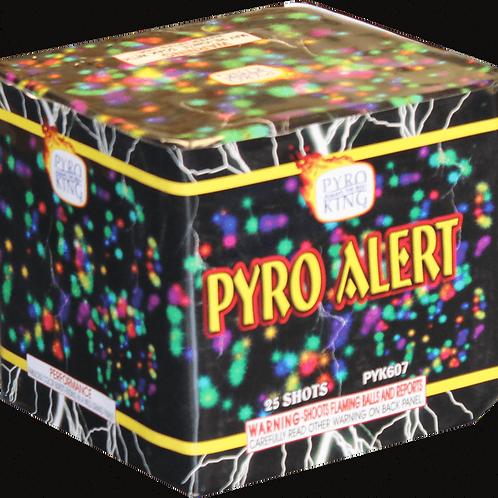 Pyro Alert