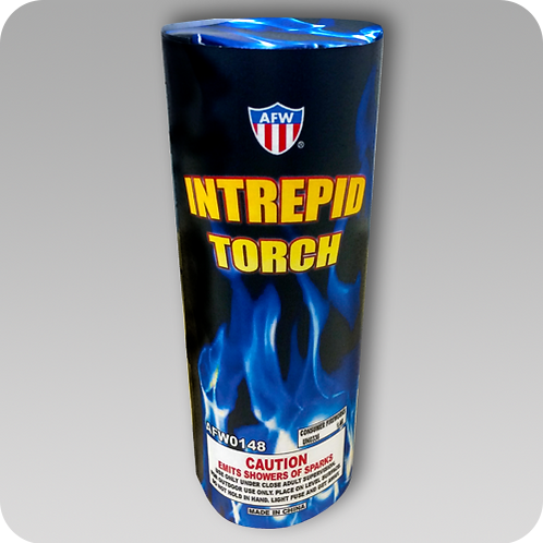 Intrepid Torch Fountain