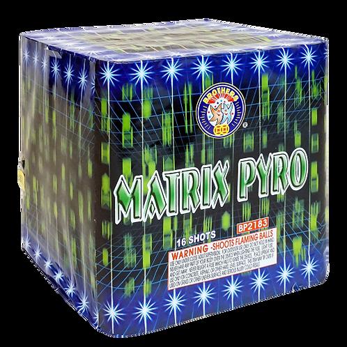 Matrix Pyro