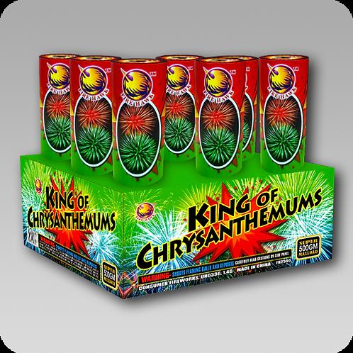 King of Chrysanthemums