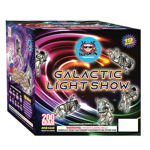 Galactic Light Show