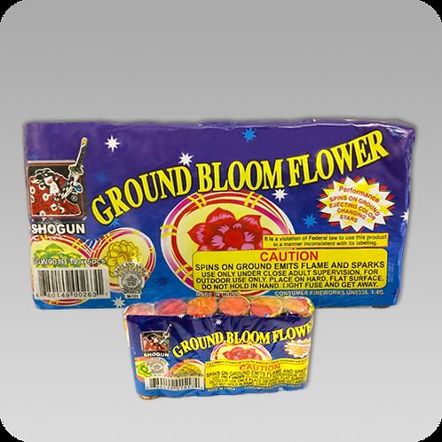 Ground Bloom Flowers (6 individual blooms)