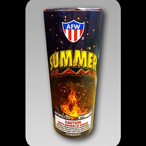 Summer Flame Fountain
