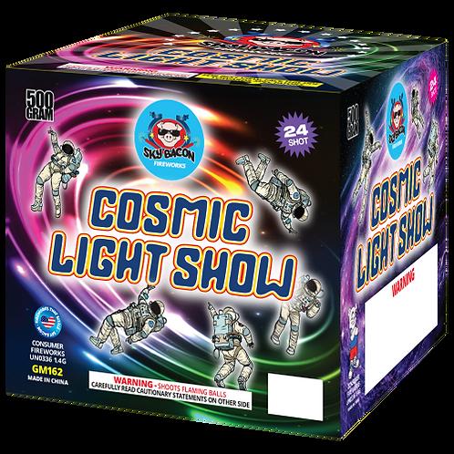 Cosmic Light Show