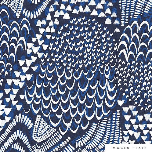 Starling | blue
