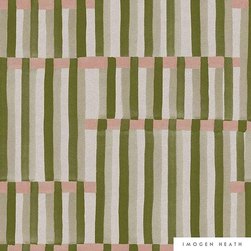 Anni Stripe | olive