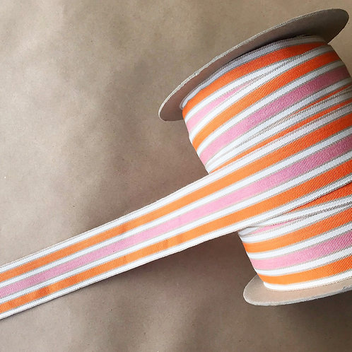 Tape | 2.25 in outback outdoor, orange + pink