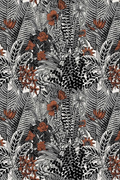 Botanical | nature's chorus