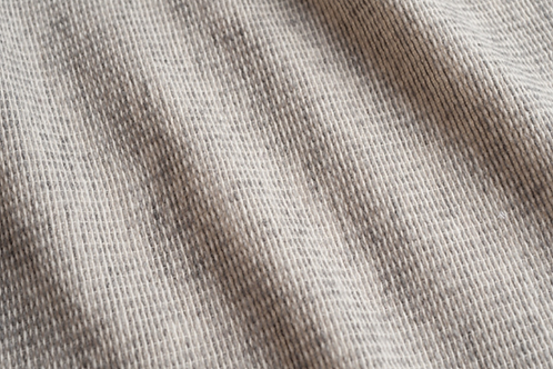 Textured Wool | steel