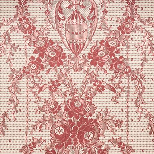 Rose Damask | red gold