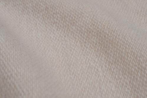 Textured Plain Wool   ecru