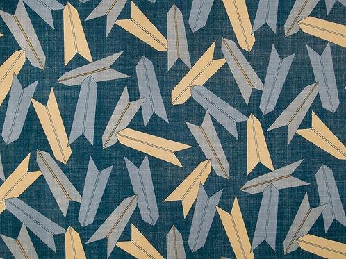 Perry's Arrows   indigo