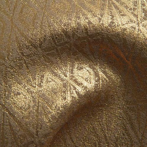 Byzantine | taupe gold