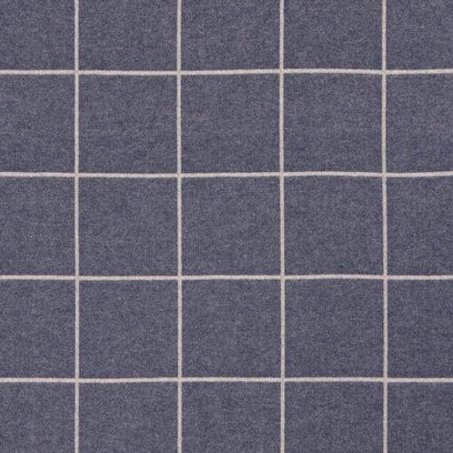 Cullen Wool Blend Cloth | marine