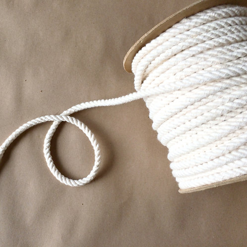 Cords | natural cotton, small cord
