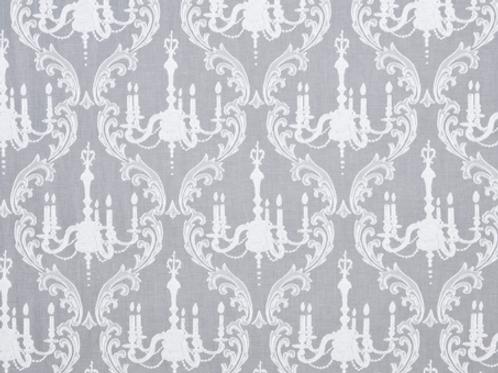Brodie Sheers | chandelier | ivory