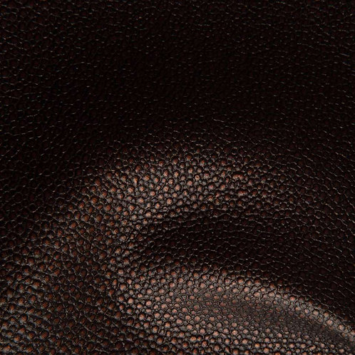 Shagreen   bronze metallic