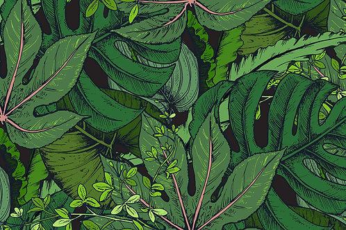 Leaves   supersize me