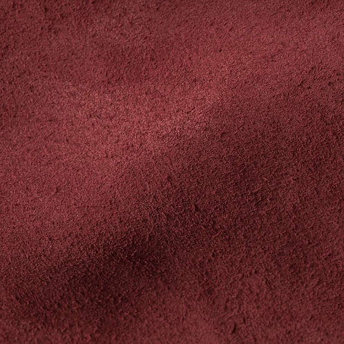 Satin Suede | meridian red