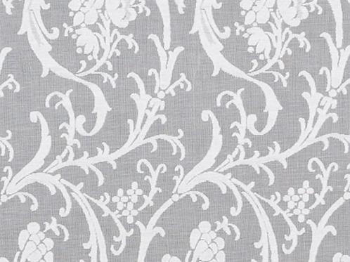 Brodie Sheers | rosebud scroll | ivory