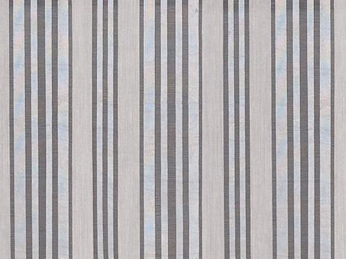 Abercromby Sheers | humbug stripe | black + silver