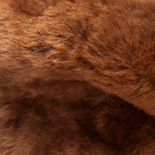 Shearling | nougat