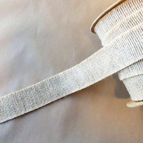 Tape | 2 in double edge cut, jute