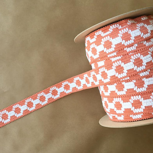 Tape | 1.5 in soho outdoor, wild coral