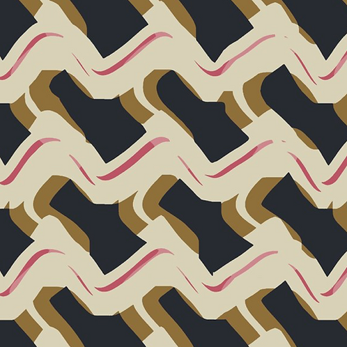 Wave | mustard