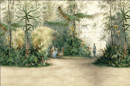 Vintage | winter garden