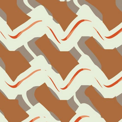 Wave | orange