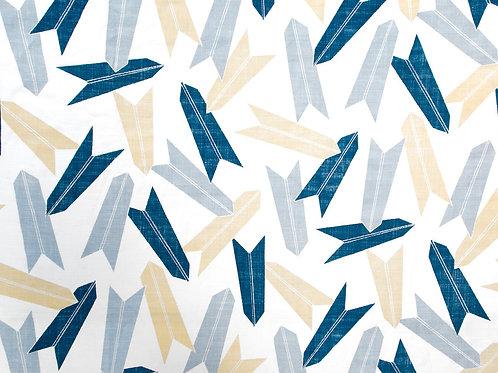 Arrows | indigo