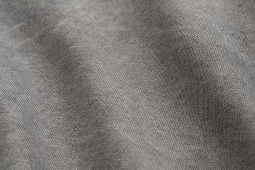 Stone Washed Cotton | pewter