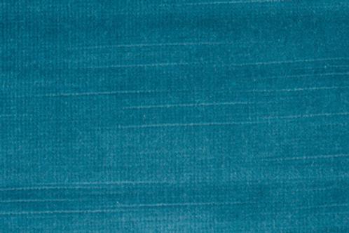 Canterbury Velvet   azure