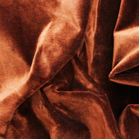 Silk Velvet | copper