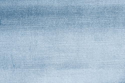 Splash Velvet | light blue