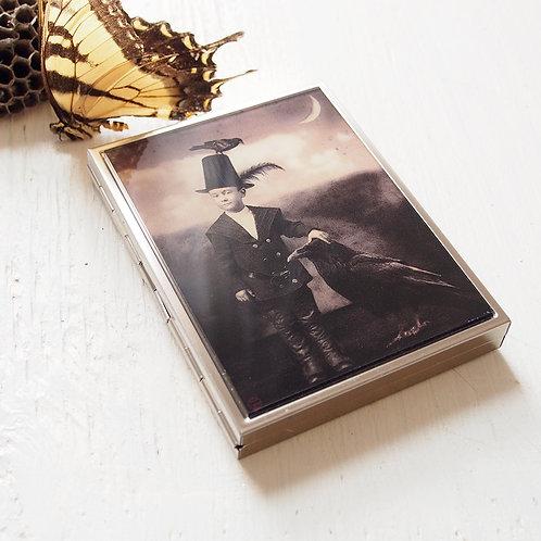 Wallet Case - Teddy Ravenwrangle