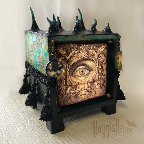 Confessional II - Lamp