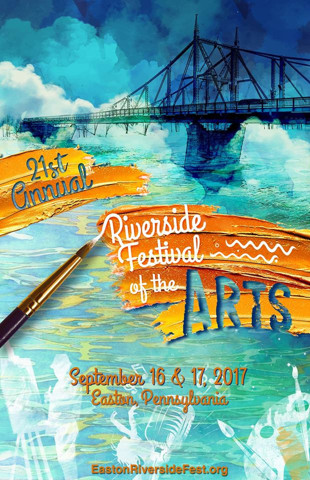 Easton Riverside Festival of the Arts, 2017